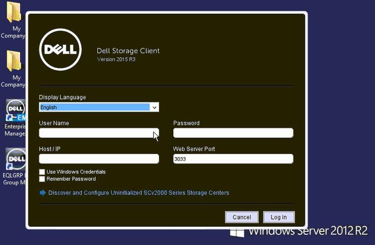 How to delete volume on DELL Compellent Storage - TECH Stuff