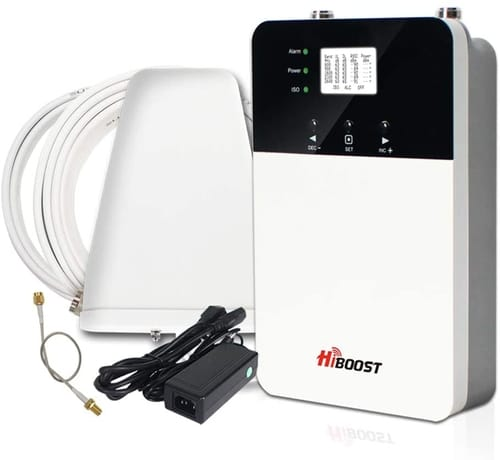 HiBoost Home and Office Cell Phone Signal Booster