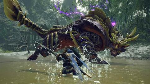 Le test sur Nintendo Switch de Monster Hunter Rise