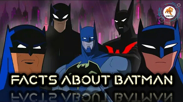 Know about Batman's secrets that he doesn't want you to introduce