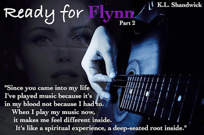 Ready For Flynn, Part 2 Release Day Blitz