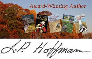 About L. P. Hoffman, Author