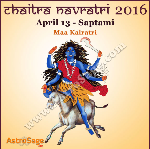 Presenting Chaitra Navratri seventh day Saptami and Baisakhi here.