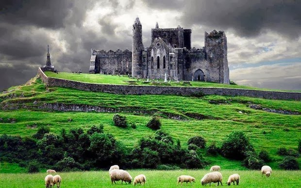 Places You Want to Be Right Now Rock of Cashel, Ireland