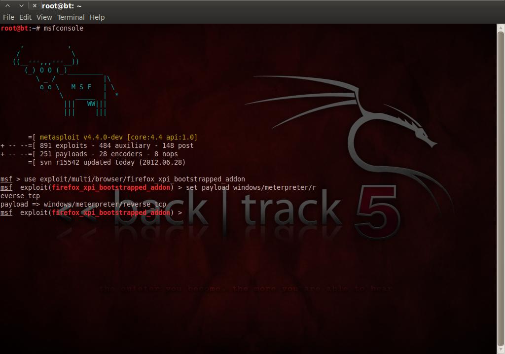Hacking Windows using Mozilla Firefox Addon | Trickzmania