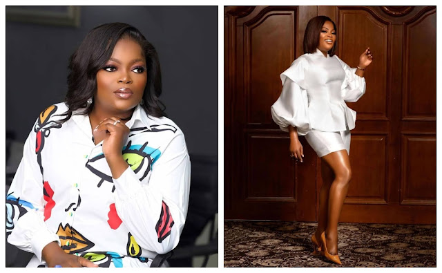 If You rush into Marriage, You will rush out like I Once did- Funke Akindele