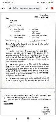 परिषदीय प्राथमिक विद्यालयों में 69000 रिक्त पदों के सापेक्ष अभ्यर्थियों चयन/नियुक्ति के संबंध में आदेश जारी