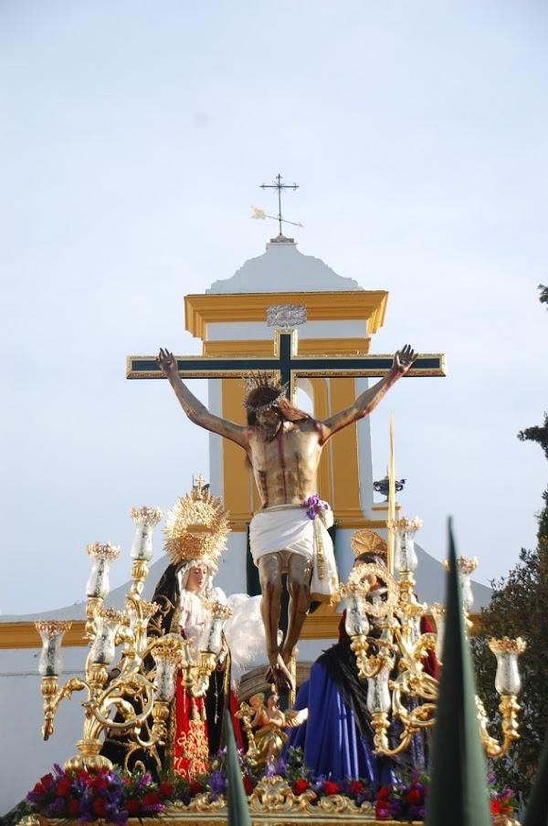 Rosario de Cádiz acompañará al Cristo de la Vera Cruz de Chiclana el próximo Viernes Santo