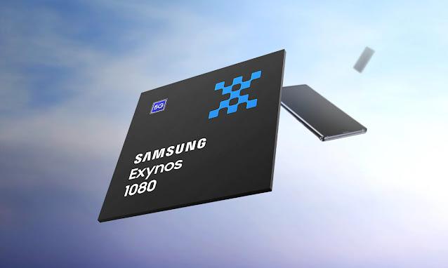 Samsung Resmikan Chipset Exynos 1080 Dengan Performa Mengagumkan