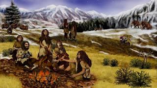 dai dinosauri all'homo sapiens sapiens, la preistoria