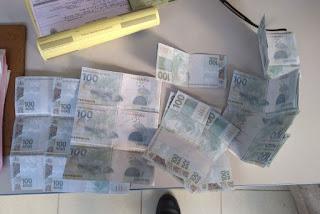 Homem é preso em flagrante produzindo dinheiro falso em copiadora na Paraíba