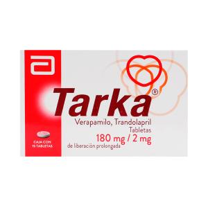 سعر ودواعى إستعمال دواء تاركا Tarka لعلاج ضغط الدم المرتفع