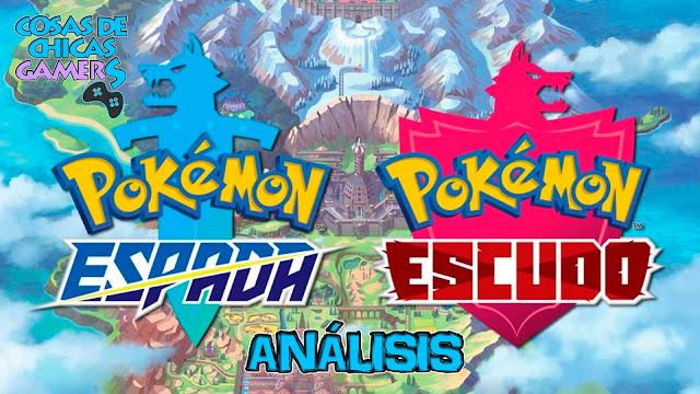 Análisis de Pokémon Espada y Escudo para Nintendo Switch.
