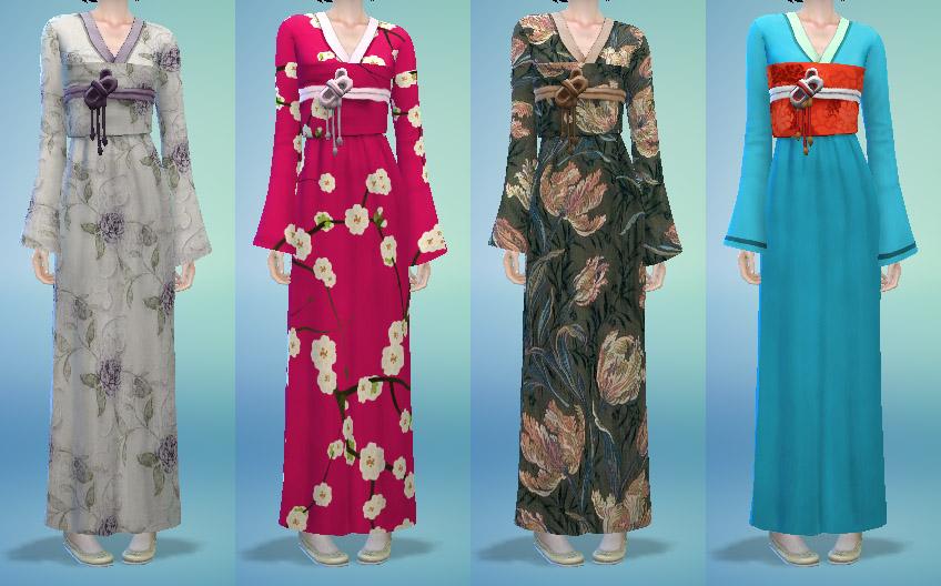 My Stuff Japanese Kimono
