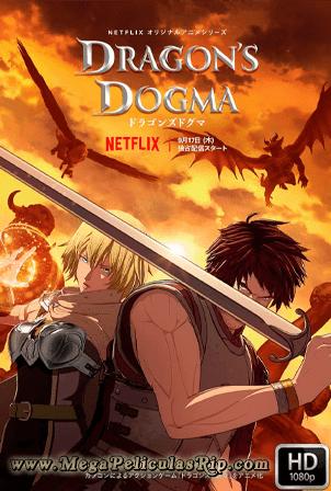 Dragon's Dogma Temporada 1 [1080p] [Latino-Japones] [MEGA]