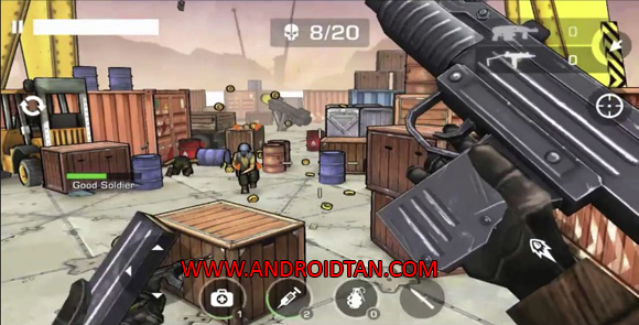 Major GUN 2 War on terror Mod Apk Unlimited Money/Medal