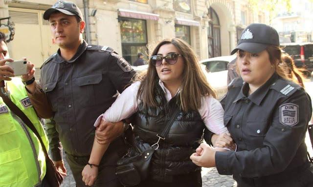 Condenada por expresar dudas de un héroe en Azerbaiyán
