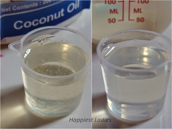 patanjali coconut oil comparison