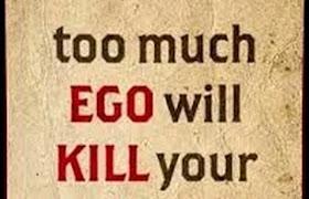 Attitude Facebook EGO Status