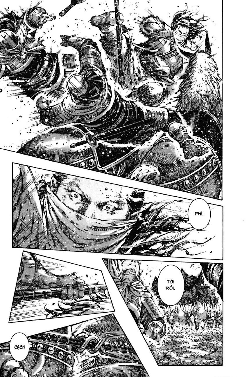 Hỏa phụng liêu nguyên Chương 469: Trương Phi tương phi [Remake] trang 16