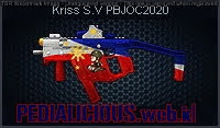 Kriss S.V PBJOC2020