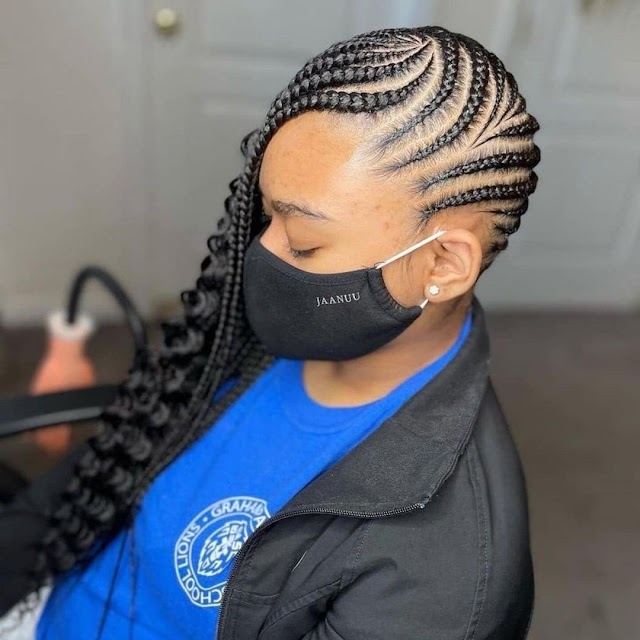Box Braids Hairstyles 2021for Ladies: Check out this beautiful hairstyles