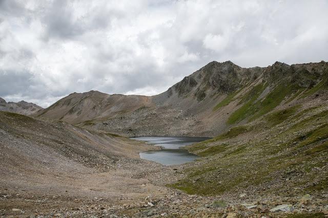 Wandern in Serfaus Fiss Ladis  Vom Lazid zum Gmairersee  Wanderung-Tirol  Tourenbericht inkl. GPS-Track 14