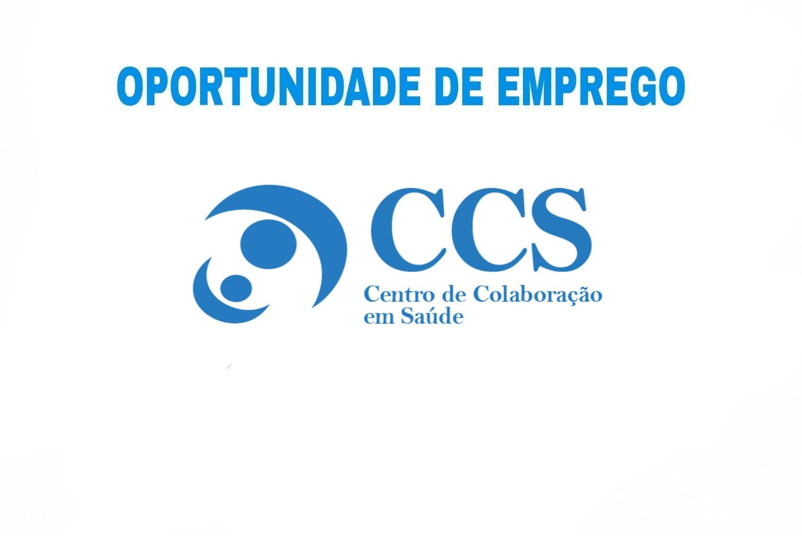 Sovagasmoz - Emprego - Centro de Colaboração em Saúde - CCS - www.sovagasmoz.com