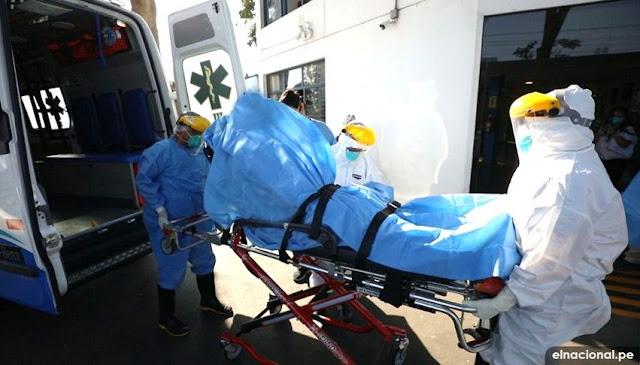 IDL-Reporteros cuestionaron cifra de muertes por Covid-19 en Perú