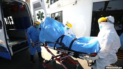 IDL-Reporteros: más de mil muertos por coronavirus en Lima y Callao