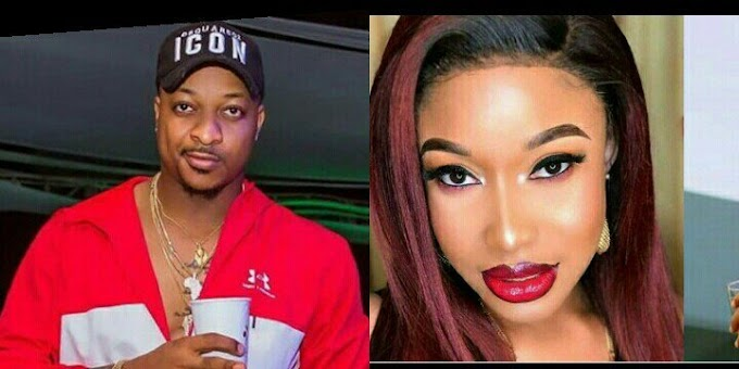 Ik Ogbonna reacts as Tonto Dikeh claims he is gay
