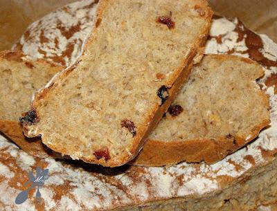 przepis na domowy chleb żytni, domowy chleb pszenno-żytni, domowe pieczywo