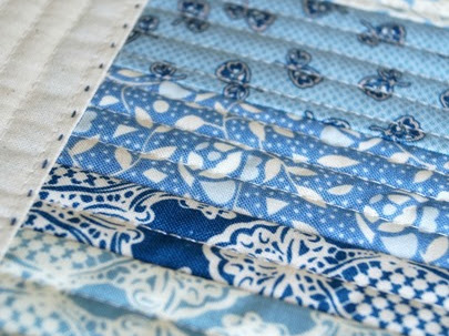 All in a Row Placemat {Tutorial}