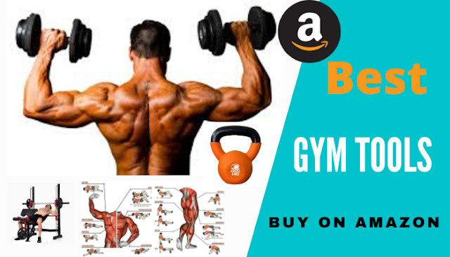 GYM WORKOUT FITNESS TOOLS