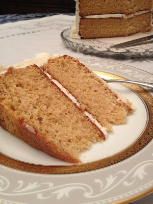 Caramelized Sugar Cake