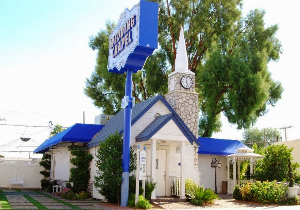 Graceland Wedding Chapel em Las Vegas