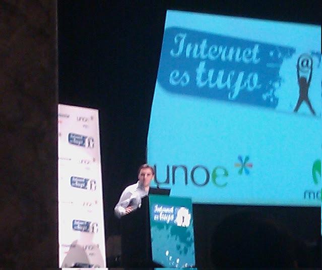 El Gurú de Internet Ismael El Qudsi Creador de Internet es Tuyo 2010 Primer Mejor Evento de Internet en España