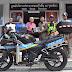 สมาคมสื่อมวลชนราชบุรี สนับสนุนโครงการชุดหน่วยเคลื่อที่เร็วช่วยเหลือเบื้องต้น สภ.เมืองราชบุรี