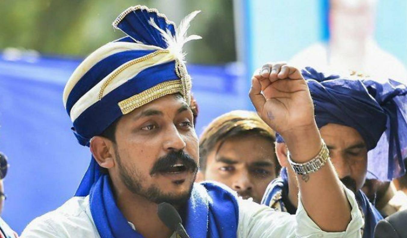 चंद्रशेखर ने की सरकार से मांग 'कोरोना काल में ड्यूटी के दौरान शहीद के परिवारों को एक-एक करोड़ की सहयोग करे'