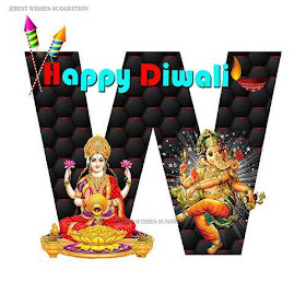 Diwali-W-Alphabet-Images