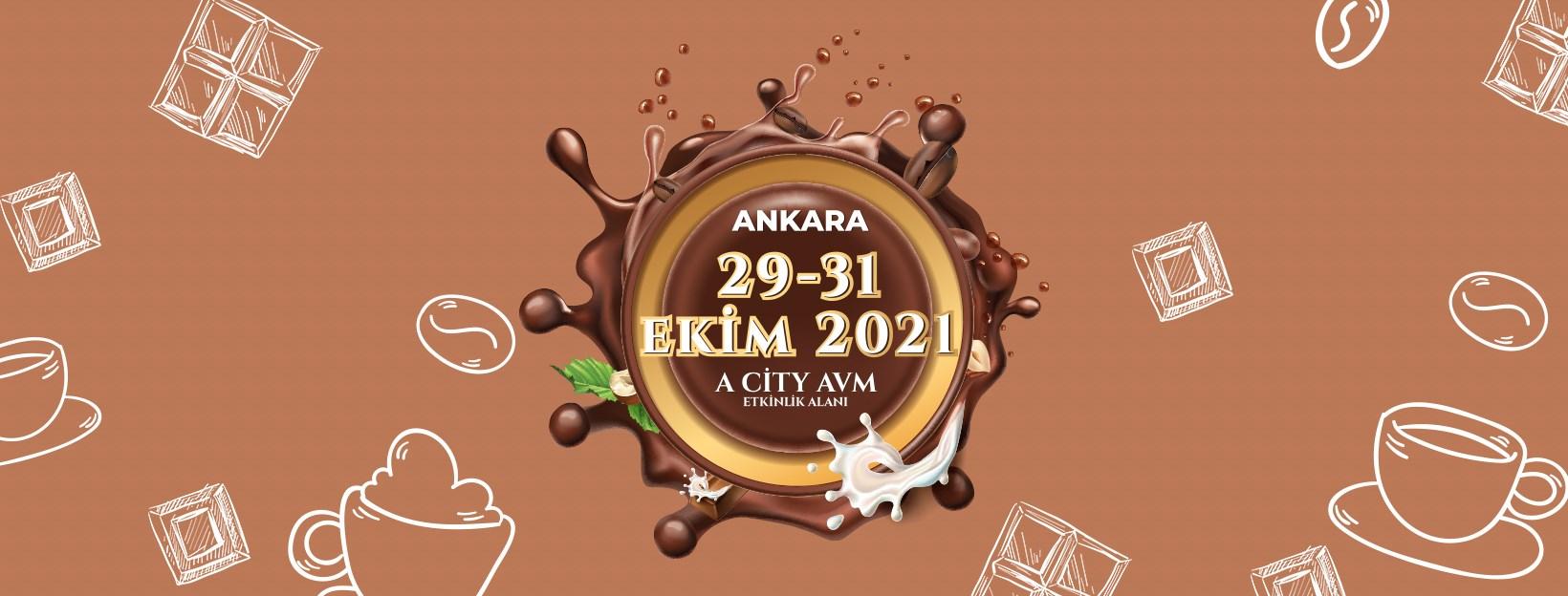 Ankara Kahve ve Çikolata Festivali Acity Premium Outlet AVM'de