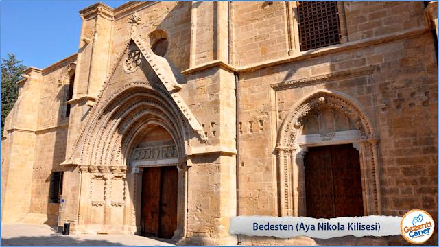 Bedesten-Lefkosa-Aya-Nikola-Kilisesi