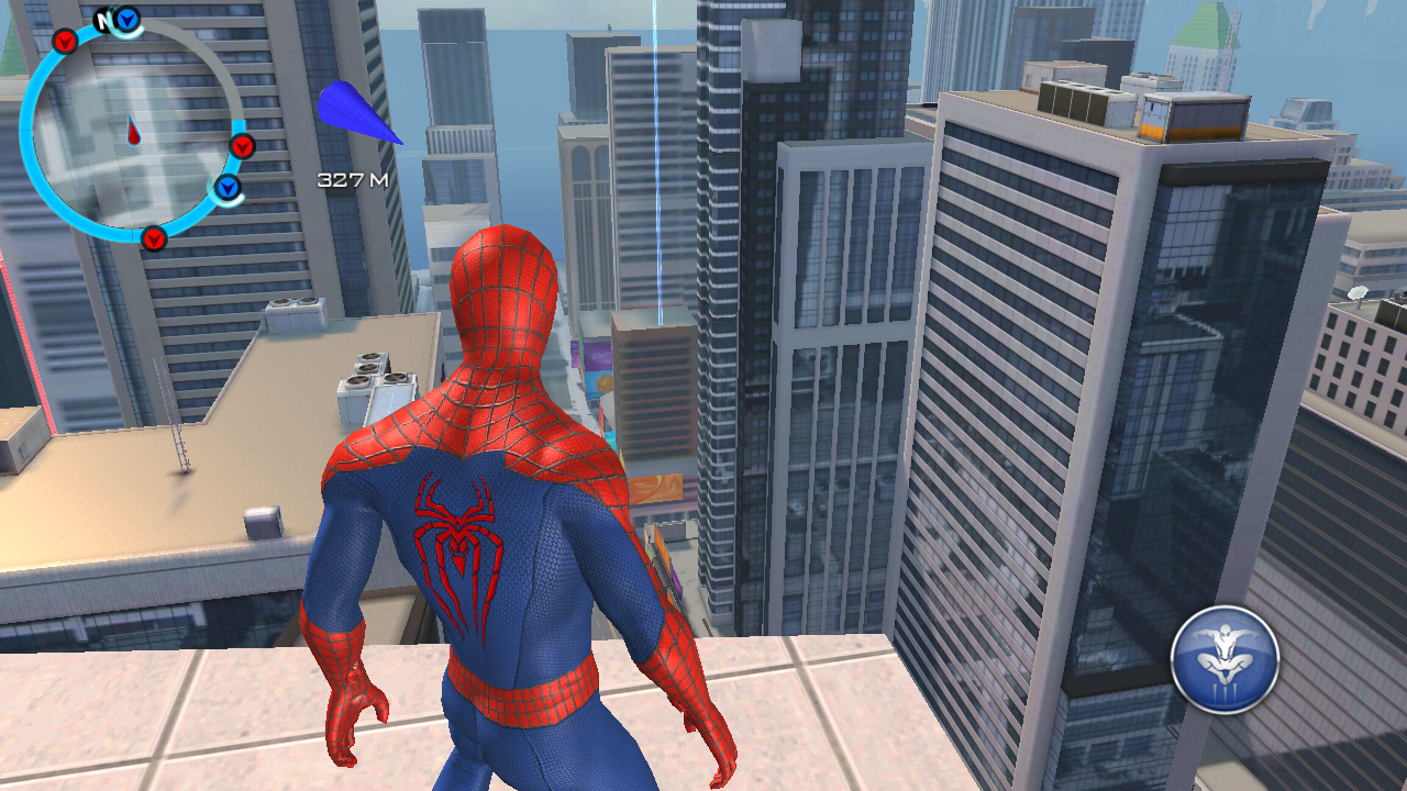 Mini Androking : The Amazing spider man 2 nougat and all gpu