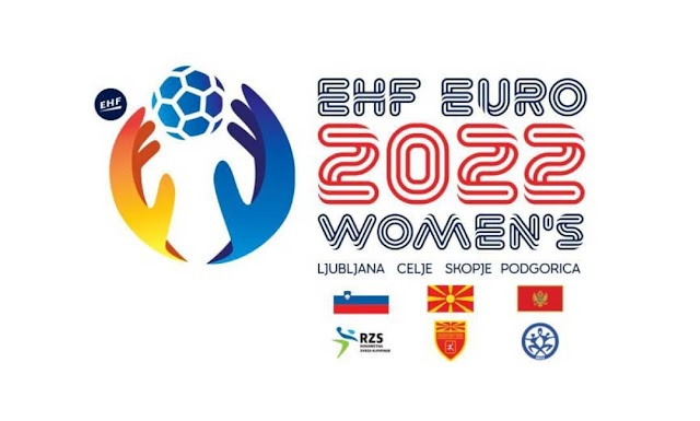 Drei Ausrichter für Frauen-Europameisterschaft 2022: Mazedonien, Montenegro und Slowenien
