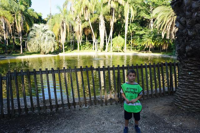 גן טרופי -פארק הירקון