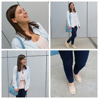 Clothes & Dreams: Instadiary: Pastel OOTD