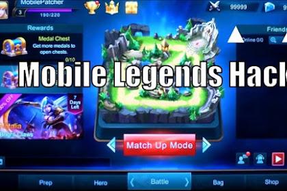 Mobile Legends Mod Apk v1.3.47.3602 Full Hack+Cheat Terbaru 2019