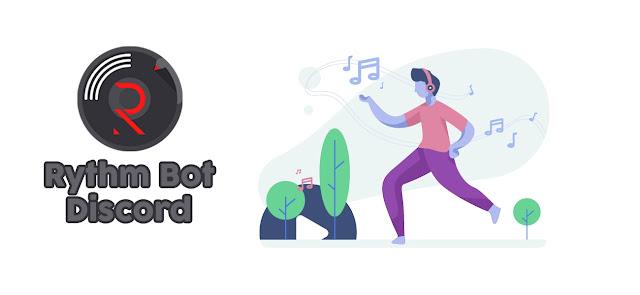 Menggunankan Bot Music Discord Rythm