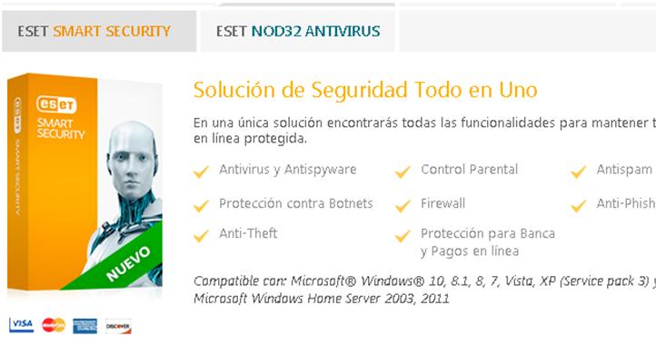 clave para activar eset nod32 antivirus 8