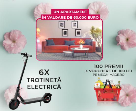 Concurs Alegeri Mega Image - Castiga un apartament in valoare de 60.000 euro - 2021 - mastercard - maestro - castiga.net